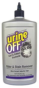Urine Off Formula Injecter Chat et Chaton 16 OZ - Lot de 1