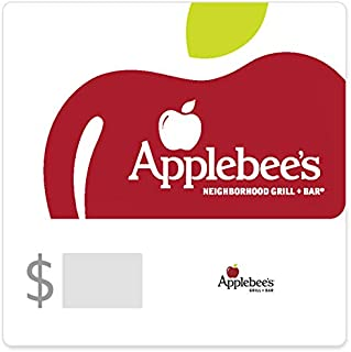Applebee's Email Gift Card