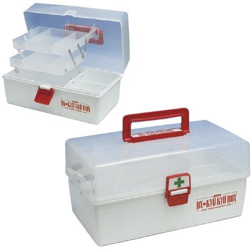 DX救急箱箱のみ360×210×185/0-6115-01