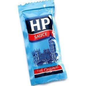 HP Original Brown Sauce 50x12g Sachets
