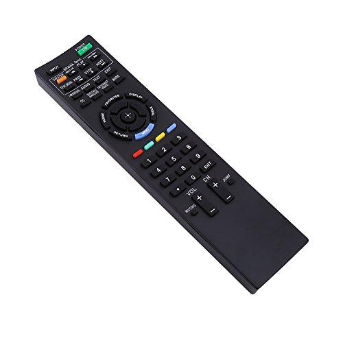 BOLORAMO Negro Reemplazar TV Control Remoto de TV, para RM-YD033, para RM-YD038