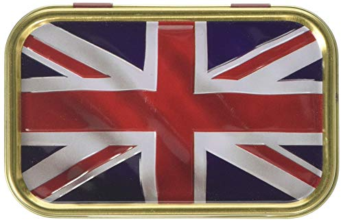 London Collection - Union Jack Flag Horse Mint pastilles in Attractive Box 40g by Stewart's Scotland