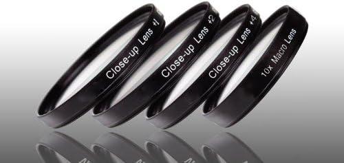new arrival Digital Concepts cl-58 discount 58mm popular 4-Piece Multi-Coated Camera Lens Filter Sets sale