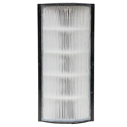 Review LifeSupplyUSA 2 Pack Replacement HEPA Filter Compatible with Hunter 30610, 30611 Air Purifiers 40882, 40884, 408841