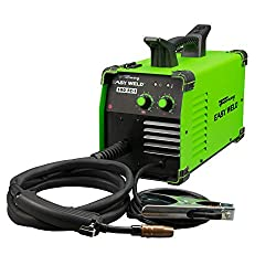 cheap Forney Easy Weld 261, 140 FC-i MIG, 120 V, green