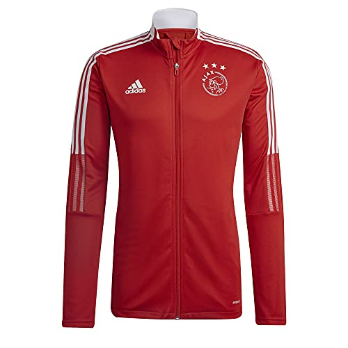 Adidas - AJAX AMSTERDAM Temporada 2021/22, Chaqueta, Other, Entrenamiento, Hombre