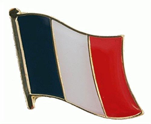 U24, spilla con bandiera della Francia