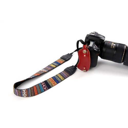 Tracolla Neck Strap per tutte le fotocamere digitali SLR DSLR