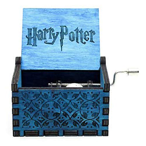 Romely´s Gift Store Caja Musical de Harry Potter (Blue)