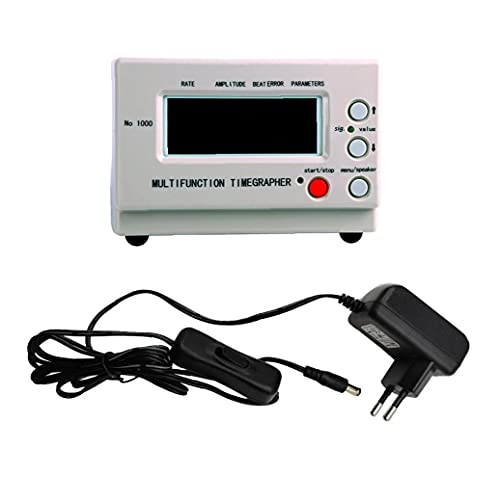 Zeitwaagen Mechanische Uhr Timing-Maschine Multifunktions-Tester LCD-Anzeige Kalibrierung Reparatur Tools Hardware Power Tools