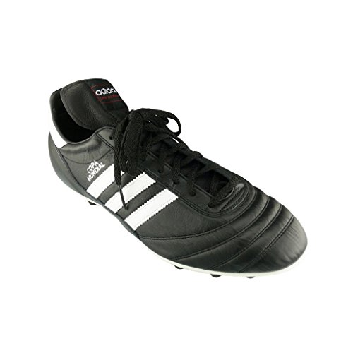 adidas Unisex-Erwachsene Copa Mundial Fußballschuhe 015123, Schwarz (Black/Running White Ftw), 51 1/3 EU