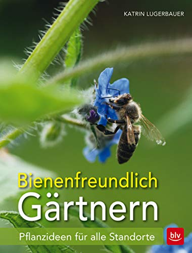 Bienenfreundlich Gärtnern: Pflanzideen...
