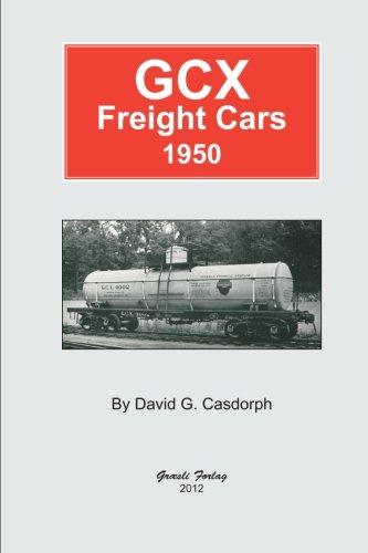 GCX Freight Cars 1950