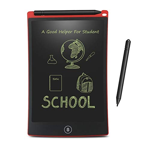 Kids Toys Drawing Tablet for Boys Girls Portable LCD Writing Tablet with Stylus Drawing Board Built-in Lock-Key Erasable Graphic Tablet Doodle Drawing Pad 3-12 Year Old Children Birthday Gift 10in