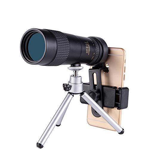FAONL Teleskop-Teleskop Kontinuierliche Hohe Variable Vergrößerung Hohe Vergrößerung Hohe Liste Röhren-Spiegel Brillen Okular Handy-Kamera Kamera