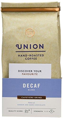 Union Decaffeinated Blend Coffee 200 g