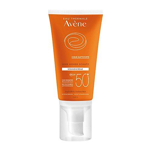 Avene Sunstech itive Crema solar sin perfume SPF 50+, 50ml