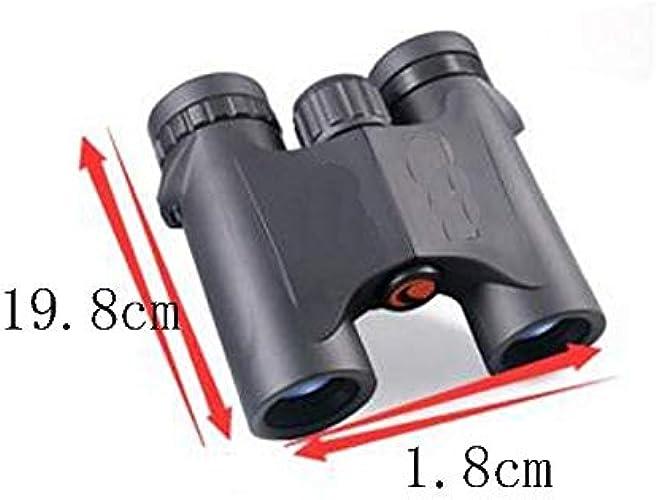 YJWOZ Jumelles Vision Nocturne Haute définition Professionnelle en Plein air 20 Fois télescope télescope (Couleur   A)