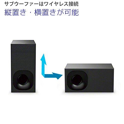 ソニーホームシアターシステムHT-CT380