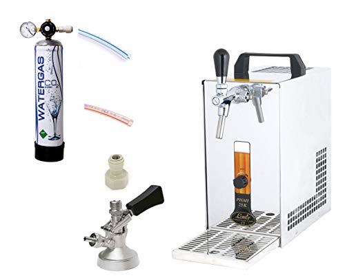 Pack completo dispensador de cerveza Lindr PYGMY 25 (Estrella Galicia o Damm (tipo G))