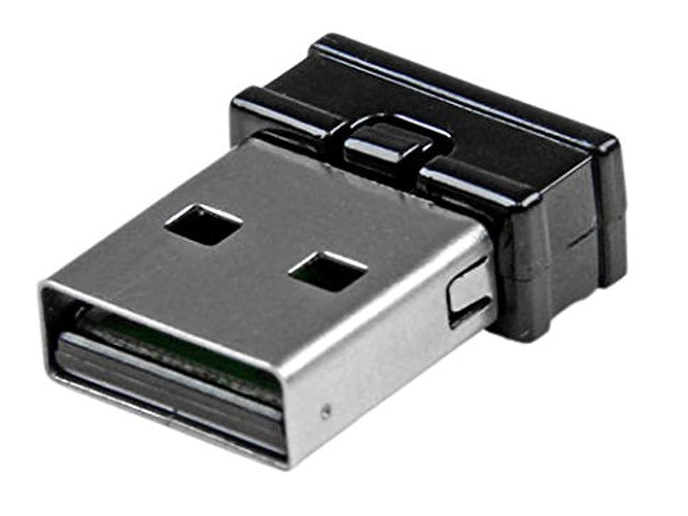 アクセスできない測定オーバーコートStarTech.com Mini USB Bluetooth 4.0 Adapter Class 2 EDR Wireless Dongle - Network adapter - USB - Bluetooth 2.1 EDR, Bluetooth 4.0 EDR - Class 2 - black