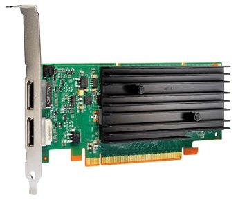 Hewlett Packard nVIDIA Quadro NVS 295 Grafikkarte (PCI-e, 256MB GDDR3 Speicher, 1 GPU) Full Retail