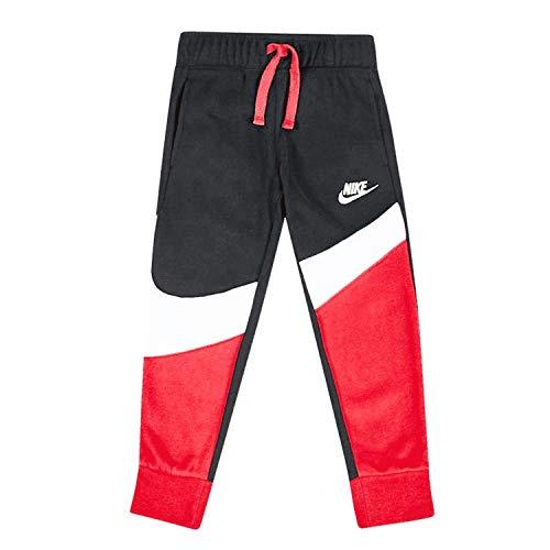 Nike Kids Jordan Broek Nera Da Bambino 8UE853-R1N