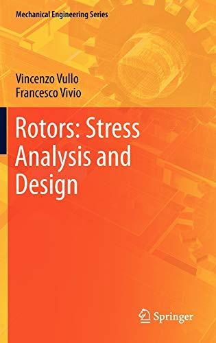 Rotors. Stress analysis and design