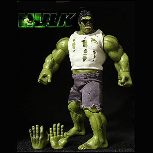 ordenar ahora Marvel model 10 Pulgadas Hulk, SHF SHF SHF Avengers Doll Toys Estatuas con Accesorios Juntas, Regaños De Cumpleaños D  Centro comercial profesional integrado en línea.