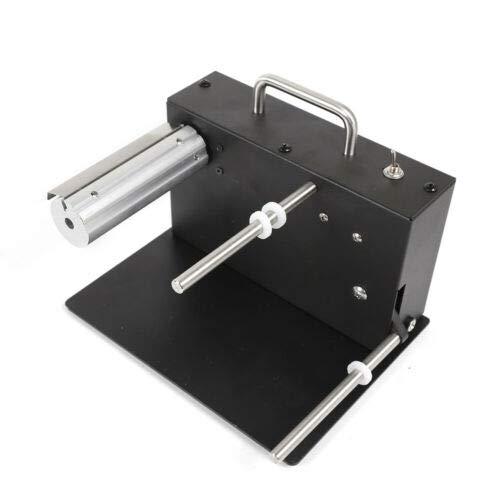 Label Rewinder 1-8 inches/sec Adjustable Speed Digital Automatic