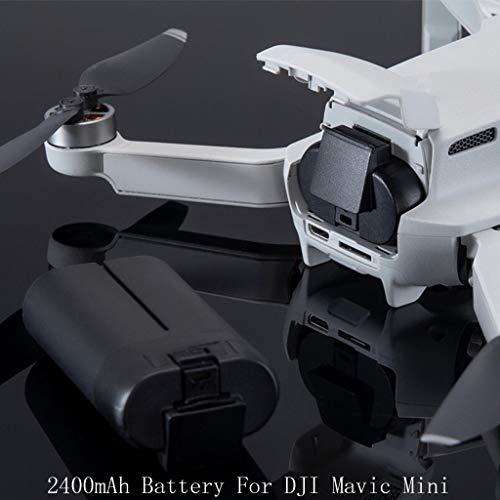 CUEYU Intelligent Drohne Battery für DJI Mavic Mini, 2400mAh Ersatz Upgrade Backup Li-po Batterie Kompatibel mit DJI Mavic Mini Drone, Maximale Flugzeit von 30 Minuten