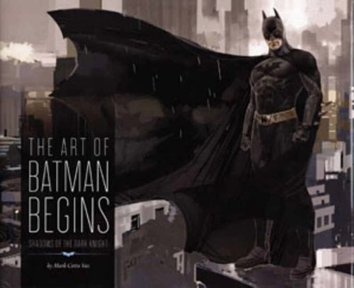 The Art of Batman Begins by Mark Cotta Vaz (16-Jun-2005) Hardcover