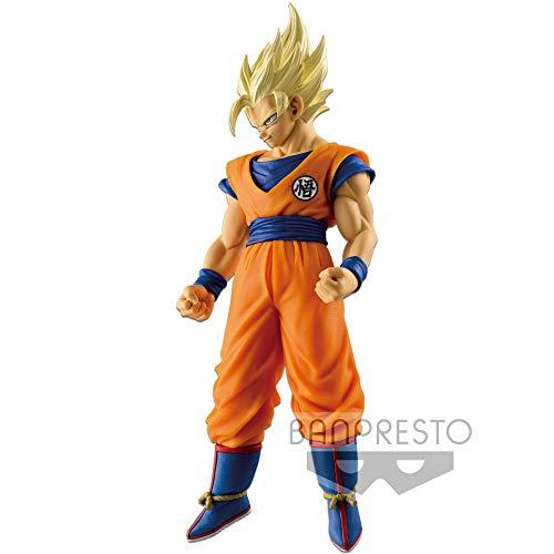 Dragon Ball Z - Figurine DXF - Scultures Big Budokai 6 Vol 2 - Goku Sayan 2 17 cm