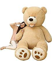 BEARS'HOMEぬいぐるみ  くま クマ 熊 テディベア 抱き枕 クッション 特大 かわいい オシャレ お祝い