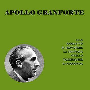 Apollo Granforte Baritone