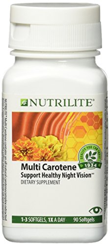 Nutrilite Natural Multi Carotene - 90 Softgels