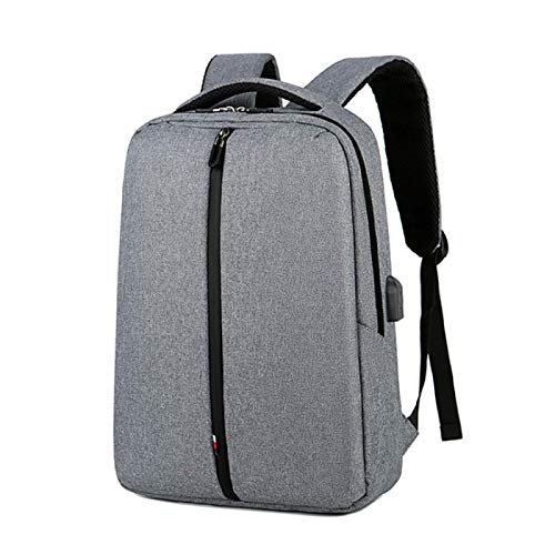 Anno Backpack men's women's water-repellent Oxford textile middle school student schoolbag large capacity leisure computer backpack