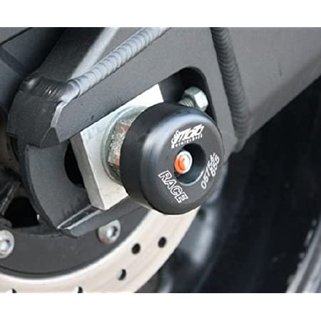 GSG-Moto Sturzpads Yamaha YZF-R1 RN09 2002-2003 Adapter Alu-natur NEU
