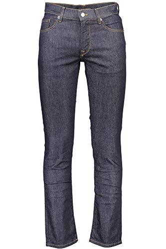 Roberto Cavalli GSJ201 Denim Jeans Harren BLAU 04564 36