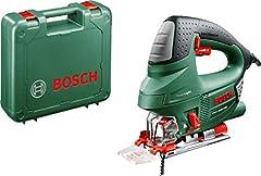 Bosch sticksåg PST 900 PEL (620W, antal slag vid tomgång 500 till 3100 rpm, i plastfodral)