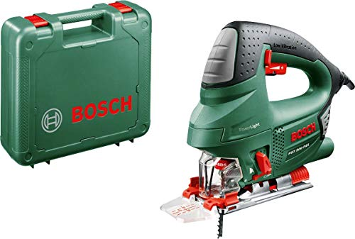 Bosch PST 900 PEL - Sierra de calar (620 W, en maletín)
