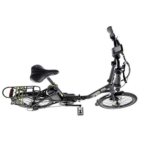 City Leader Fox 2019 - Bicicleta eléctrica plegable para bicicleta de montaña (20