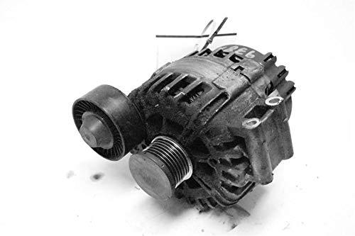 Alternator fits BMW X3 328i xDrive X5 128i 528i 528xi 328xi 3.0L gasoline 180 amp w/o active suspension (Certified Used Automotive Part) - Replaces 12317555926 | (Grade A)