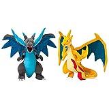Charizard Plush Toy - Set 2 Charizard Stuffed Animal Toy 10' for Boy, Girl