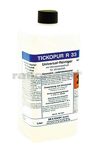 Tickopur r33 konzentrat 1liter