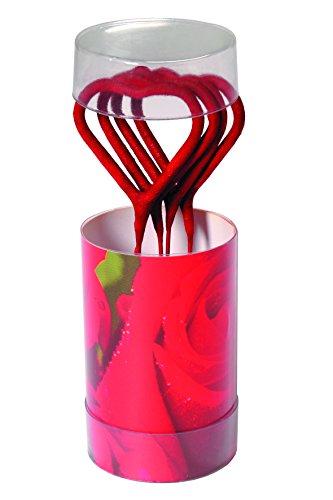 Wunderkerze - Wondercandle Herz, rot, ca. 3cm