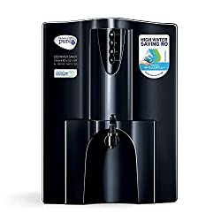 HUL Pureit Eco Water Saver Mineral RO+UV+MF wall mounted/Counter top Black 10L Water Purifier,HUL Pureit,WPNT600