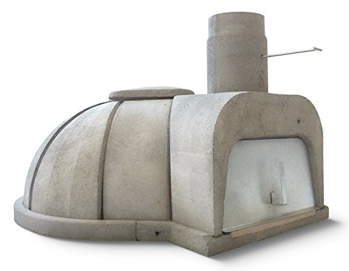 Cuore Ovens New Model 1000 Plus Gourmet Wood-Fired Oven Kit - 36.2' Internal fire Chamber Diameter. Ask for Extra
