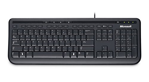 Microsoft – Wired Keyboard 600 Español