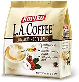 Kopiko L.A. Low Acid Coffee, 25 g x 27 Sachets Gastric Friendly